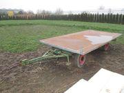 Ackerwagen, landwirtschaftlicher Anhänger,