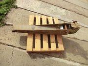 T 157 Bagger Mistlader