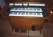 2 Manual-Elkronische Orgel-verschenken