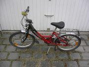 Bavaria Kinderfahrrad 20 Zoll rot
