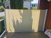 2 Stück ausziehbarer Wind -Sonnenschutz