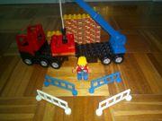 Lego Duplo Baustelle LKW Sattelschlepper