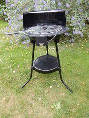 Elektrogrill Barbequegrill für Terrasse Garten