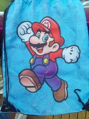 Super Mario Turnbeutel