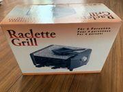Raclette Grill 4 Personen neuwertig