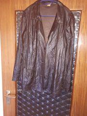 Damen-Blazer Gr 50 dunkelbraun