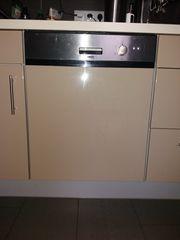 Spülmaschine von Zanussi