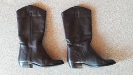 Damenlederstiefel ECCO Gr 40 gebraucht: Kleinanzeigen aus Wolfschlugen - Rubrik Schuhe, Stiefel