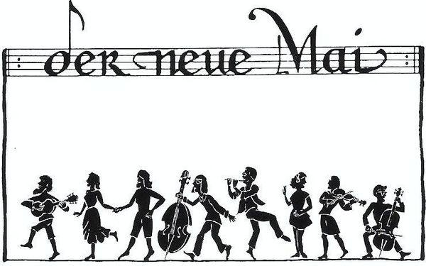 Das Ensemble der neue Mai