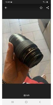Spiegelreflexkamera Macro-Objektiv