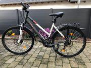 Trekkingrad Crossrad Damenrad Focus 28