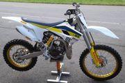 Husqvarna TC85 Motocrossmotorrad