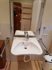 höhenverstellbares Waschbecken