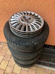 Fiat Punto 199 Stahlfelgen mit