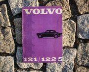 Betriebsanleitung Volvo 121 /