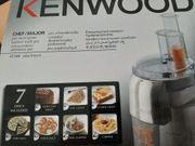 Kenwood Chef Major pro slicer