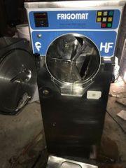 Eismaschine Frigomat HF 80 Fassungsvermögen