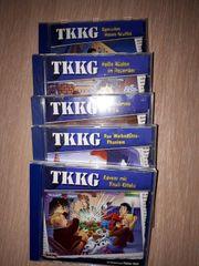 Hörspiel-CDs TKKG