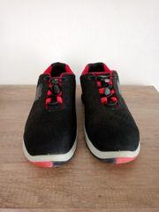 Arbeit Schuhe
