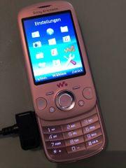 Mobiltelefon Sony Ericson W20i