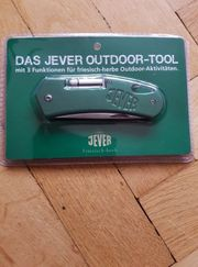 Outdoor Tool mit 3 Funktionen