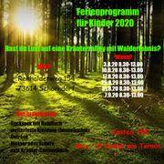 Kräuterralley Sommerferienprogramm für Kinder 2020