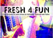 Die Partyband FRESH 4 FUN