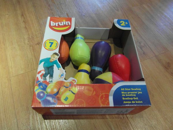 Bruin Bowling Set Schaumstoffbowling