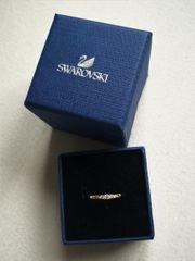 Swarovski Ring Gr 55 Rosegold