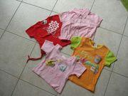 4 T-Shirts Gr 86