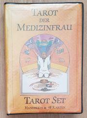 Tarot der Medizinfrau Tarot Set