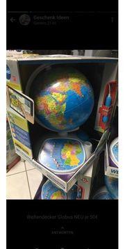 galileo interaktiver globus