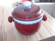 Rote Waku Keramik Set