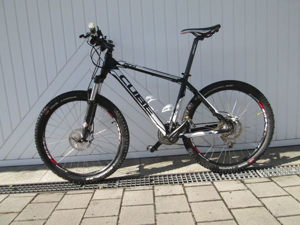 CUBE CMPT competition 18 Mountainbike