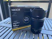 Nikon Nikkor Z 50mm f