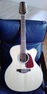 Gitarre Takamine