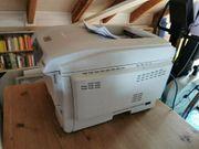 Farblaserdrucker DIN A4 Bannerdruck OKI