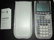 Grafikfähiger Taschenrechner TI-84 plus silver