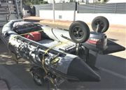 ZODIAC Mk2C mit Yamaha 25