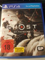 Tausche PS4 Ghost of Tsushima