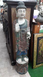 Antiquität chinesischer Buddha