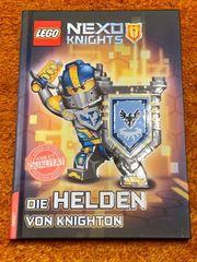 Lego Nexo Knights Kinderbuch Die