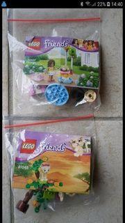 Lego Friends Kleine Sets
