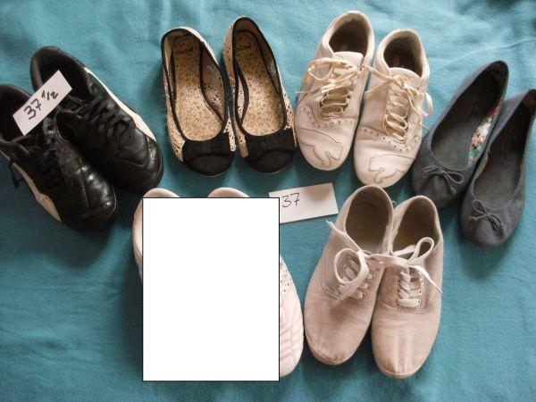 new concept 35e3a ed0d3 Schuhe Sneaker Turnschuhe Ballerina Gr. 37 und 37,5 auch ...