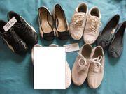 Schuhe Sneaker Turnschuhe Ballerina Gr
