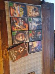 Diverse DVDs verschiedene Genre