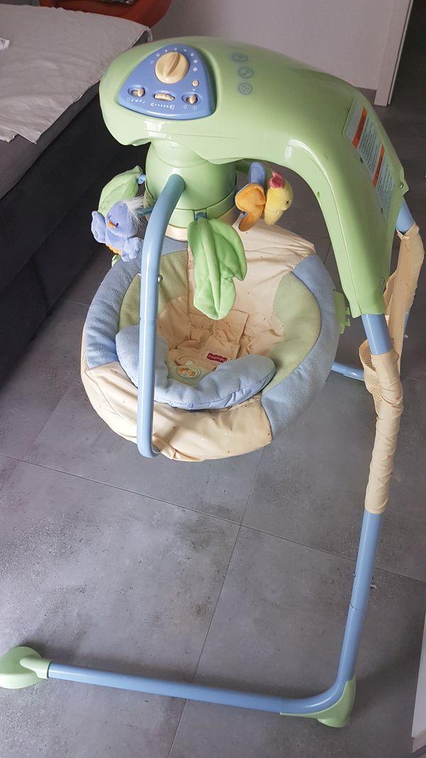 Baby Schaukel von Fisher Price