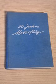 50 Jahre Motorflug Buch von