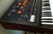 alter Oberheim ARP analoge Synthesizer
