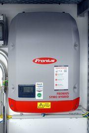 Wechselrichter Fronius Symo Hybrid 5